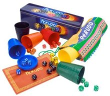 Blogger @etspeaksfrom UK Giveaway: Perudo Dice Game worth £19.99 – Closes 09/12/2017