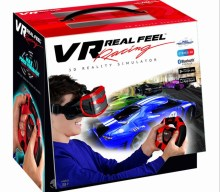 Blogger @etspeaksfrom UK Giveaway: Win VR Real Feel Racing System worth £39.99 – Closes 09/10/2017