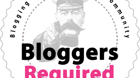 Blogging assignment: Calling parent bloggers (children aged 1-5) in Coventry & nearby – Closes 09/22/2017