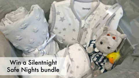 Blogger @mrsshilts UK Giveaway: Win a bundle of baby and nursery products from Silentnight – Closes 04/11/2017