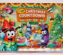 Blogger @_fairleigh UK Giveaway: Win a Crayola Christmas Countdown Activity Advent Calendar – Closes 11/28/2017