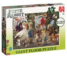Blogger @evette77 UK Giveaway: @jumbogames Peter rabbit puzzle – Closes 04/04/2018
