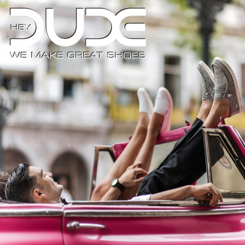 UK blogging assignment: Calling all active, outdoor lovers to promote Hey Dude Shoes. Closes 26th April 2018