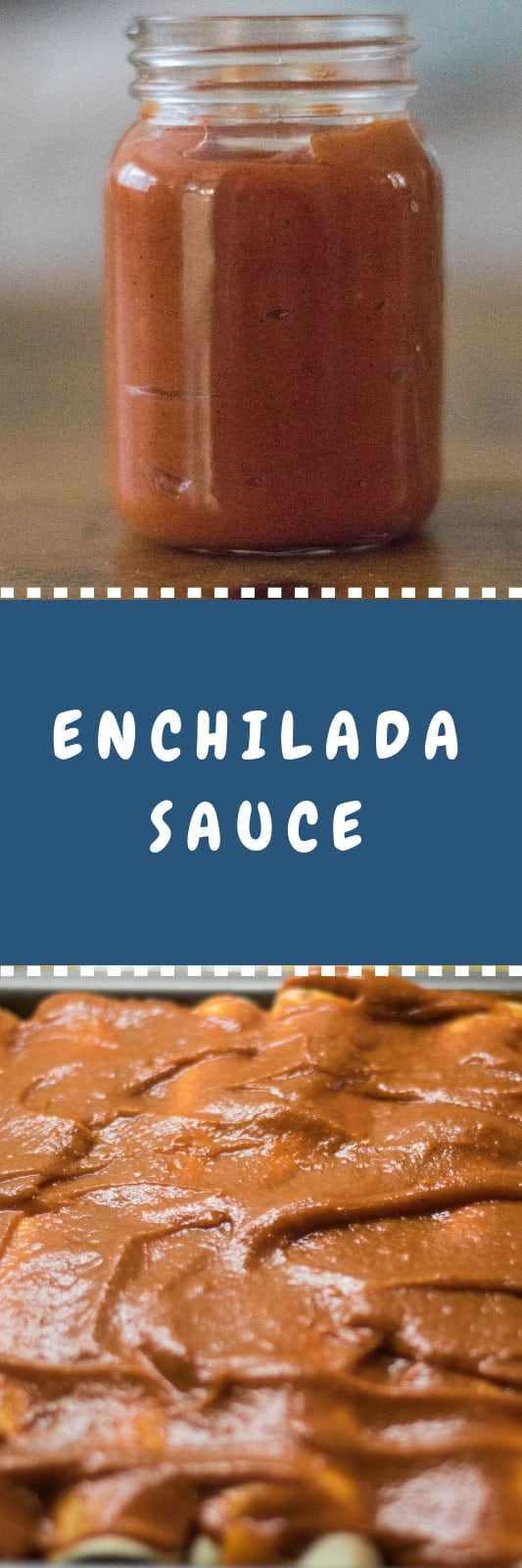 This easy enchilada sauce recipe takes very little time and will add even more flavour to your enchiladas. You will not buy store brought sauces after this.