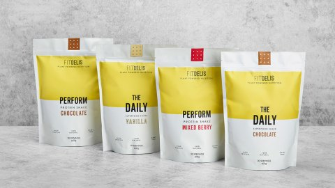 UK blogging assignment: FIT DELIS – Plant Powered Nutrition. Closes 28th Sept 2018