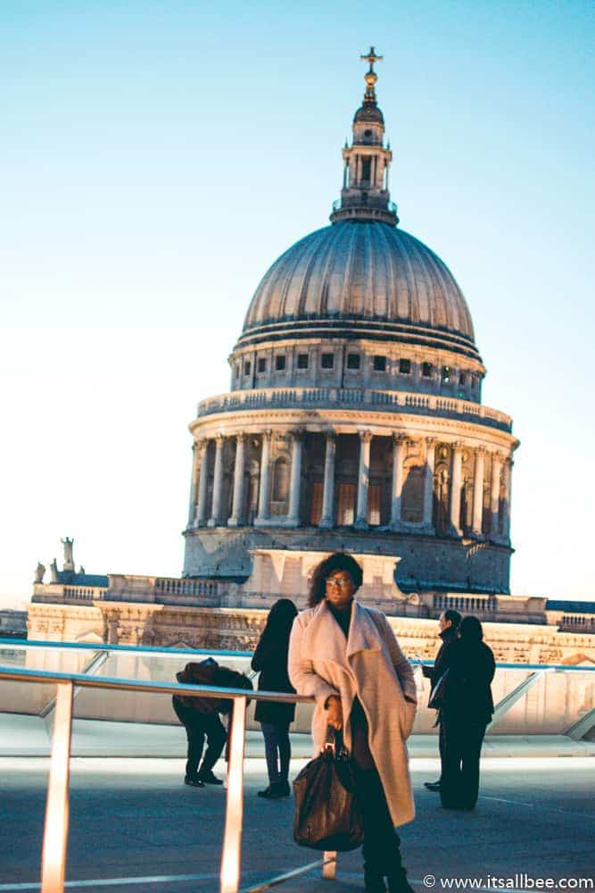 20 Of London's Unmissable Tourist Sights To Add To Your Itinerary Now | London St Pauls Cathedral