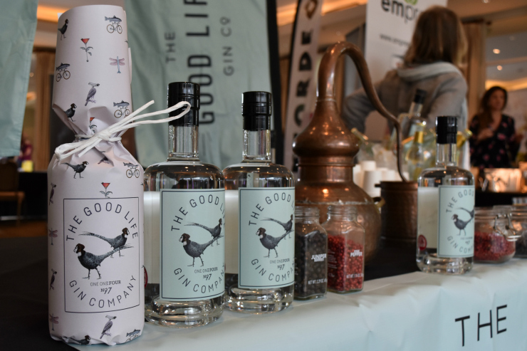 Time & Leisure Food and Culture Awards - The Good Life Gin