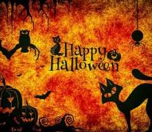 Halloween link-up October 2018. Add your Halloween inspired blog posts to our linky.