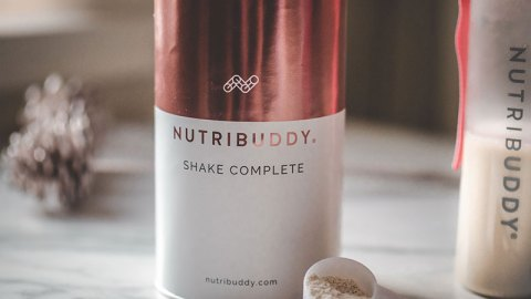 UK blogging assignment: Nutribuddy Shake Complete – a 100% organic, vegan & gluten-free meal in a shake! 💚 Closes 8th April 2019
