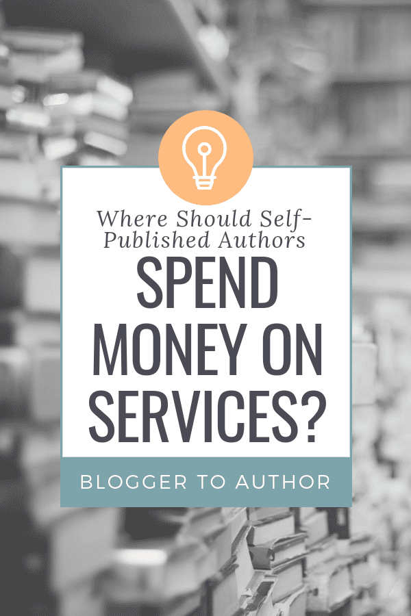 Learn what services self-published nonfiction authors should spend their money on, especially if they're on a limited budget.
