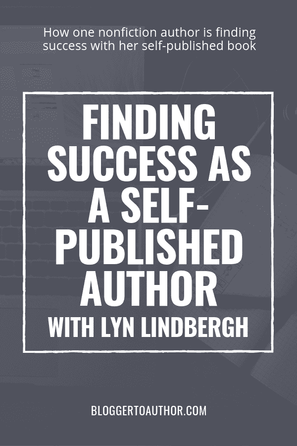 What does it take to self-publish a successful nonfiction book? Learn how one author has worked to make her book a smashing success!
