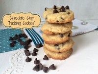 Pudding Cookies are soft, chewy, and the best chocolate chop cookie for your cookie cravings.