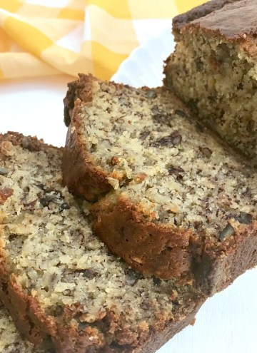 Perfect Banana Bread - feature