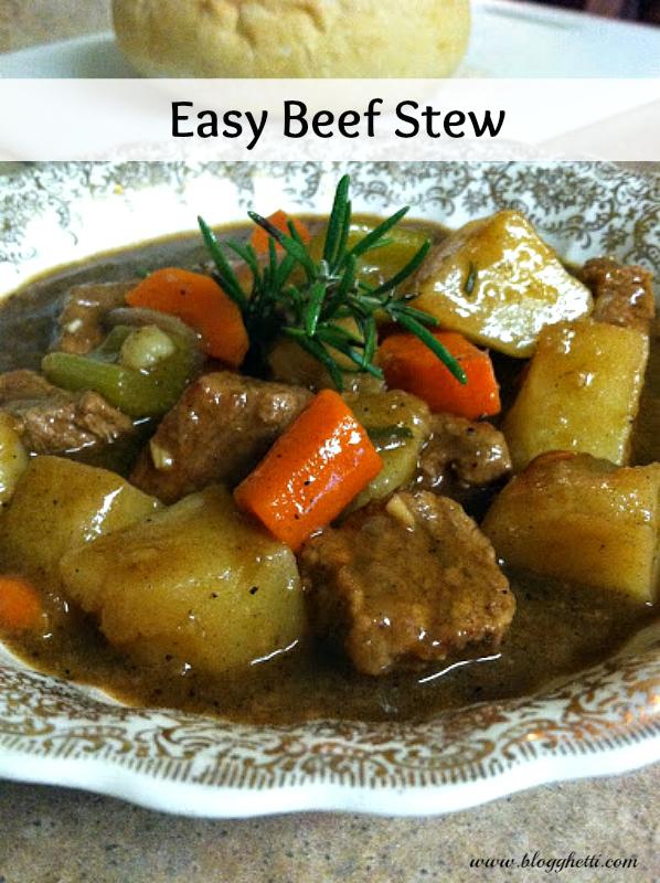 Eas Beef Stew