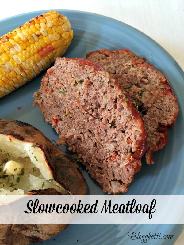Slowcooker-Meatloaf