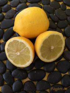 Lemon Pull-Apart Rolls