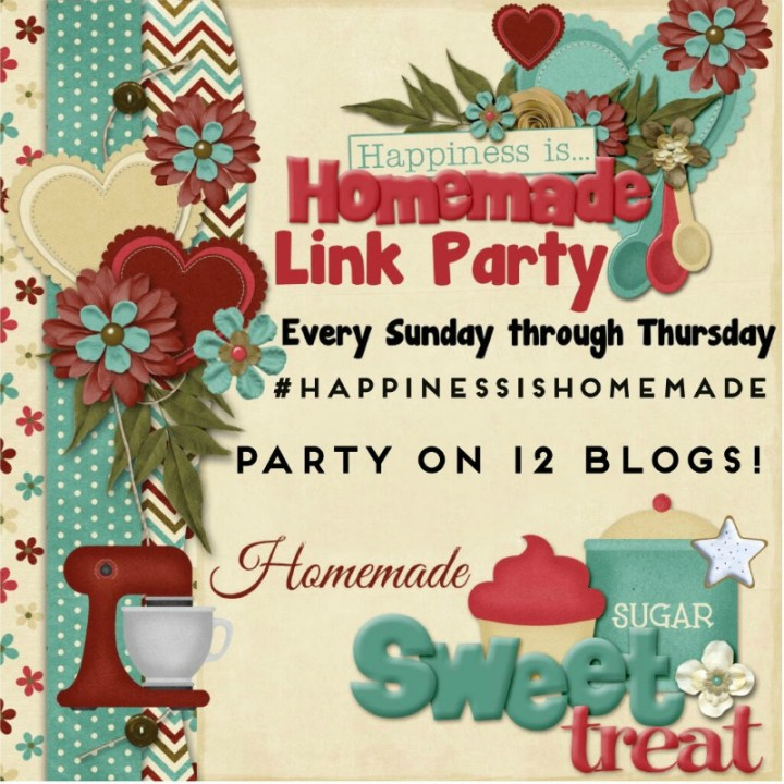 Happiness is Homemade Hosts Image