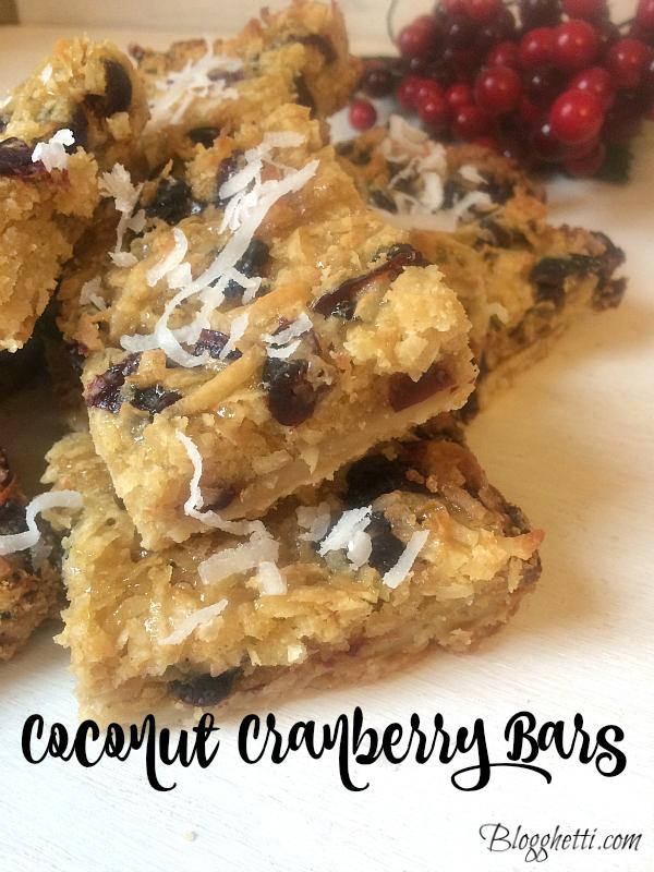 coconut cranberry bars1
