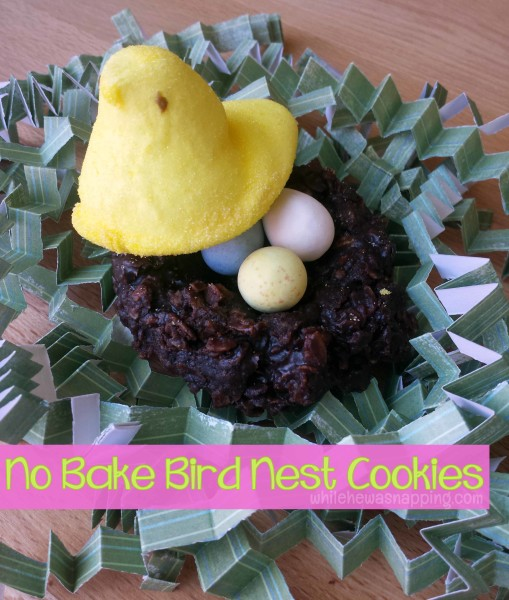 No-Bake-Chocolate-Nest-Easter-Cookies