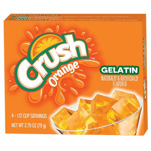 Crush Jello