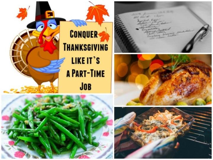 Conquer Thanksgiving