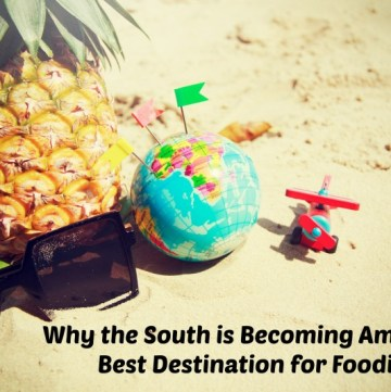 The South is becoming America's best destination for foodies.  Today's southern food dishes go beyond the traditional greens and grits. Many places in the South have elevated those classic dishes and created new ones to lure foodies and give them a taste of world cuisines closer to home.