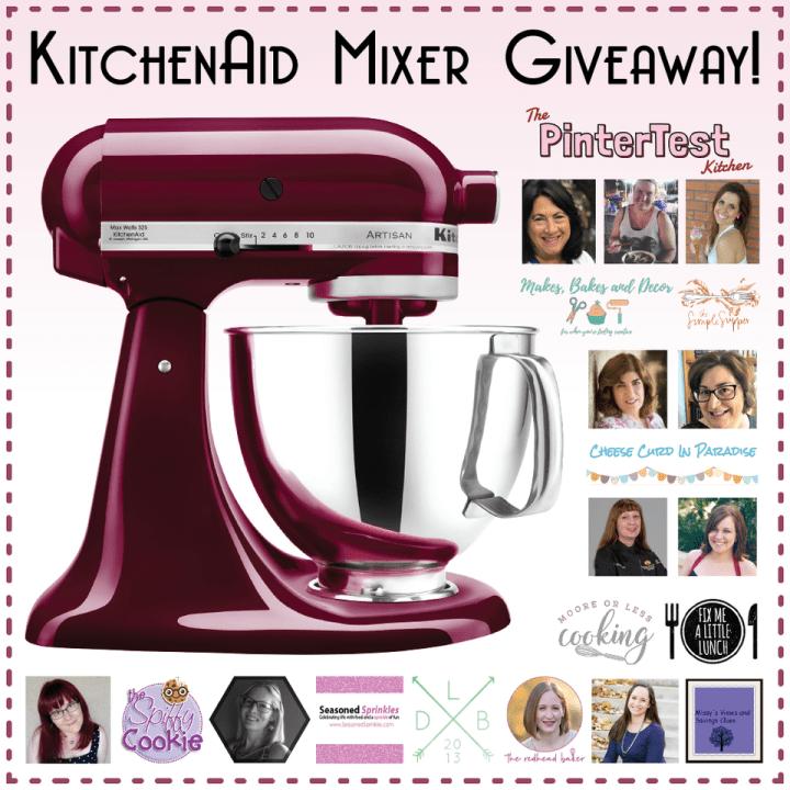 KitchenAid Instagram Giveaway