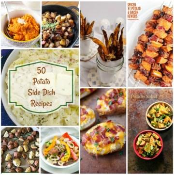 0 Potato Side Dish Recipes -