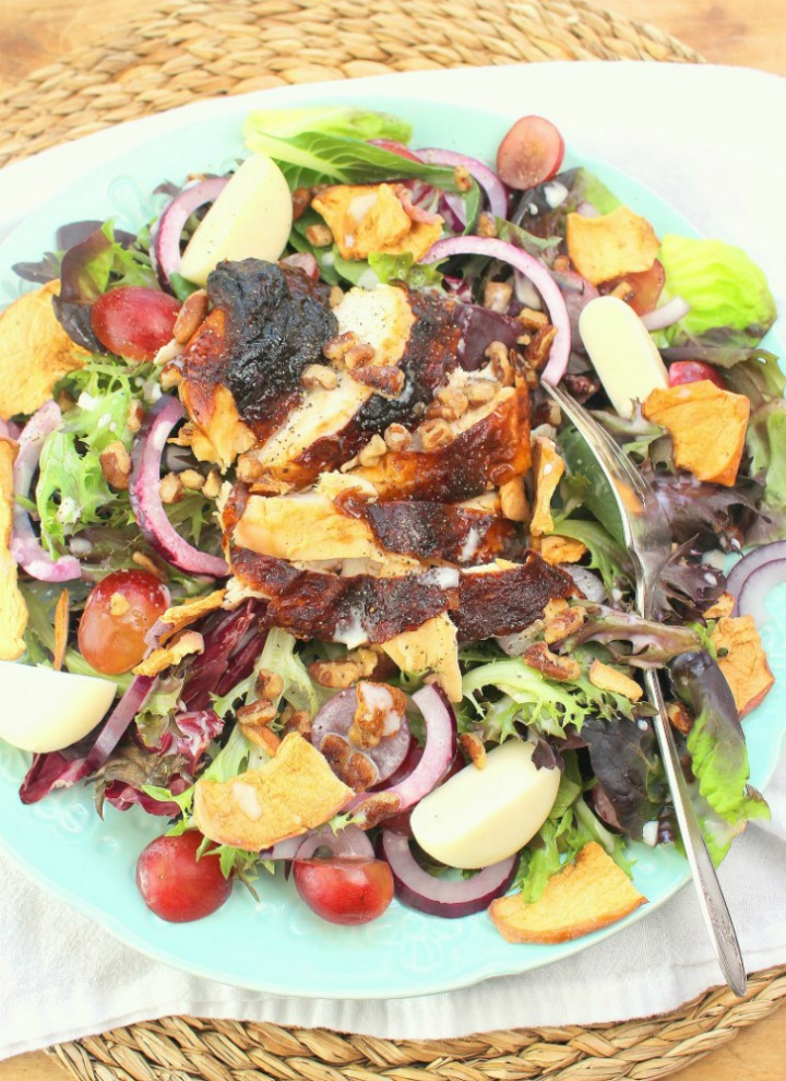fuji-apple-salad-with-chicken