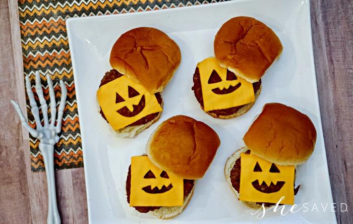 spooky burgers