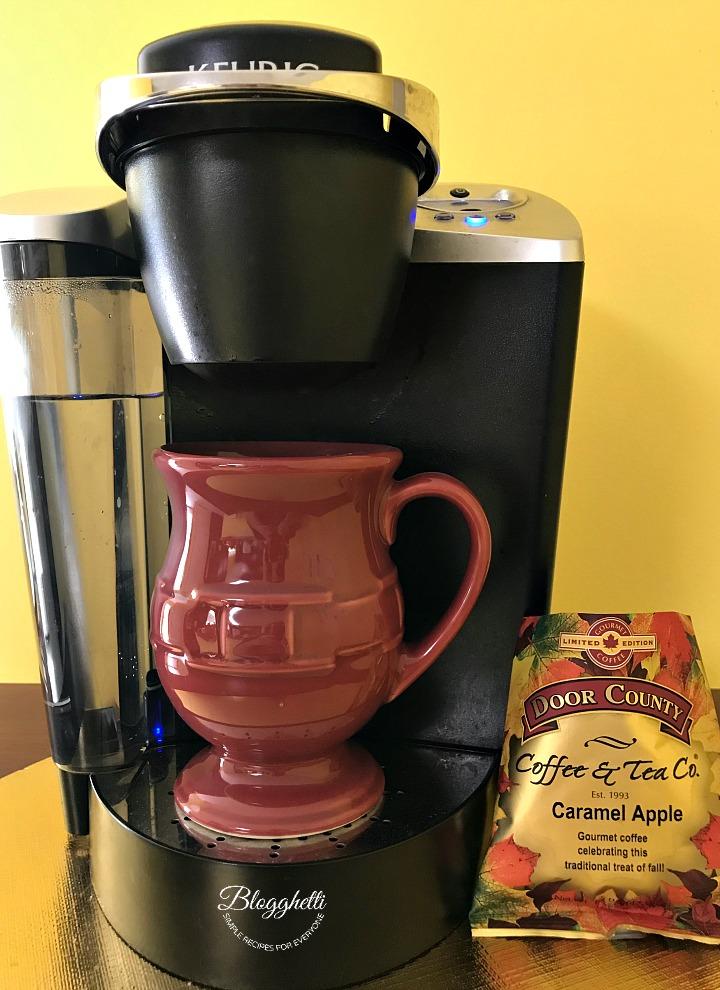 Keurig with Door County Coffee