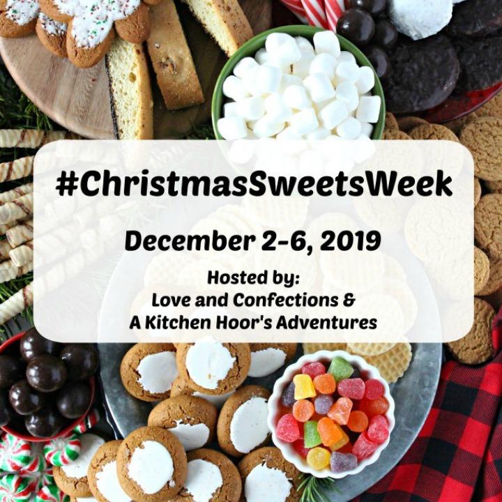 ChristmasSweetsWeek logo