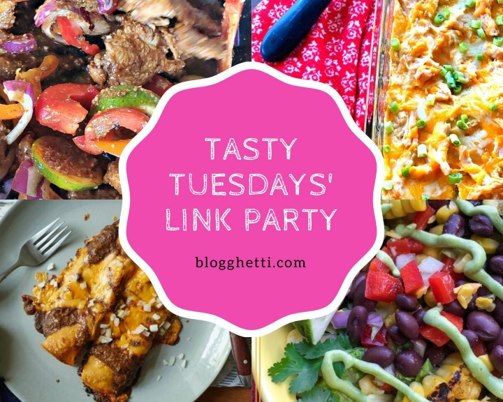 May 12 Tasty Tuesdays features