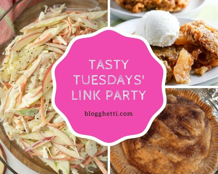 Sept 1 features Tasty Tuesdays