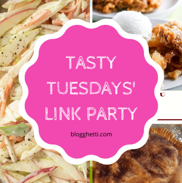 Sept 1 features Tasty Tuesdays
