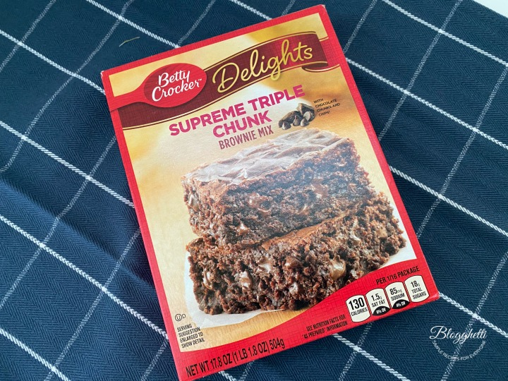 brownie box mix