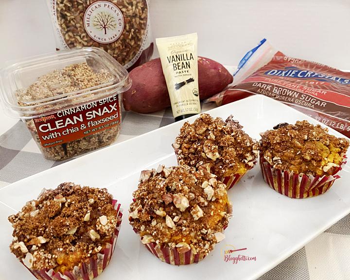 Melissa's Produce Cinnamon Spice Clean Snax crumbles