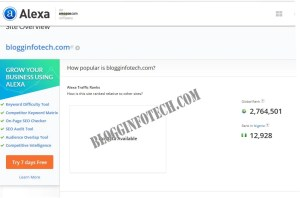 How to index new or old blogger blog on search engies