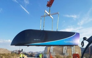 Meet HyperLoop One, The Fastest Alternative To A Train