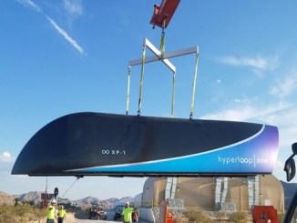 Meet HyperLoop One, The Fastest Alternative To A Train