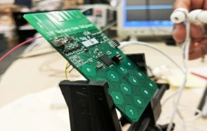 Meet The Prototype Cell Phone That Can Power Itself Up From Thin Air