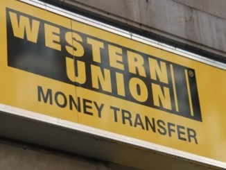 Wesdtern union forex rate