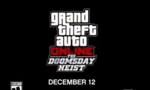 """GTA online """"The Doomsday Heist"""" Update Now Available For Download"""