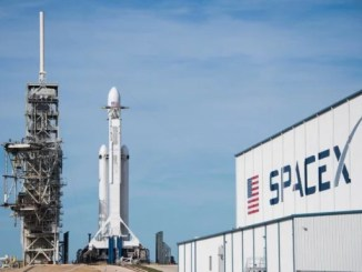 Falcon Heavy (World's Most Powerful Rocket) Launched By SpaceX