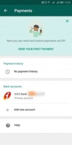 WhatsApp User To User Payments in India: How To Become a Beta Tester