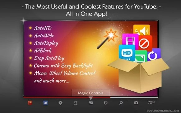 5 Best Chrome Extensions For a Better YouTube Experience - Magic Actions