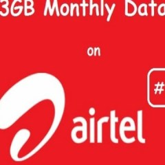 Airtel Data Plan For Android 1000 Naira for 3GB and its Subscription Code