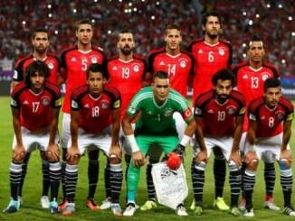 Egypt Preliminary Squad For The FIFA World Cup Russia 2018