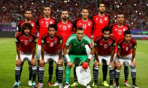 Egypt Preliminary Squad For The FIFA World Cup Russia 2018