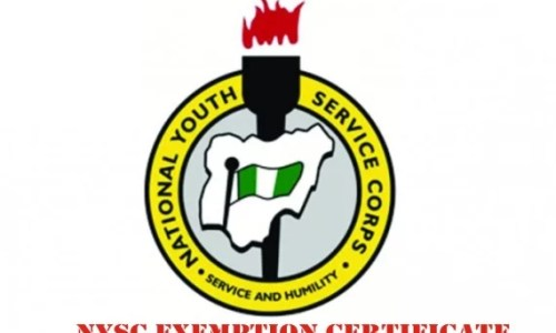 How To Get NYSC Certificate of Exemption in Nigeria